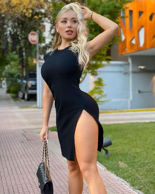 دنیلا چاوز _ بیوگرافی و عکس های داغ Daniella Chavez کیست؟