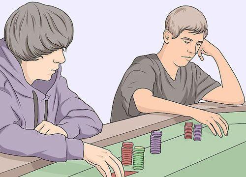 بلوف در پوکر آموزش ترفند چگونه در پوکر بلوف بزنیم؟